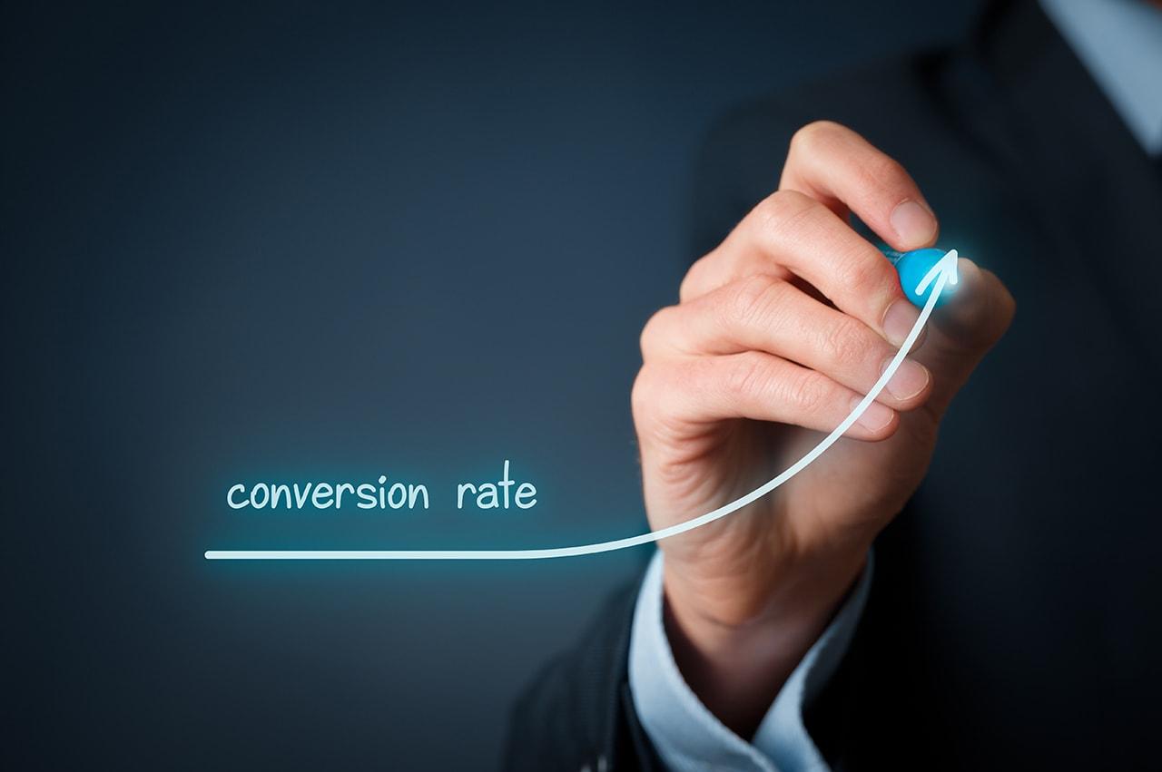 Webのコンバージョン率の目安は何%が妥当?1%~30%説まで