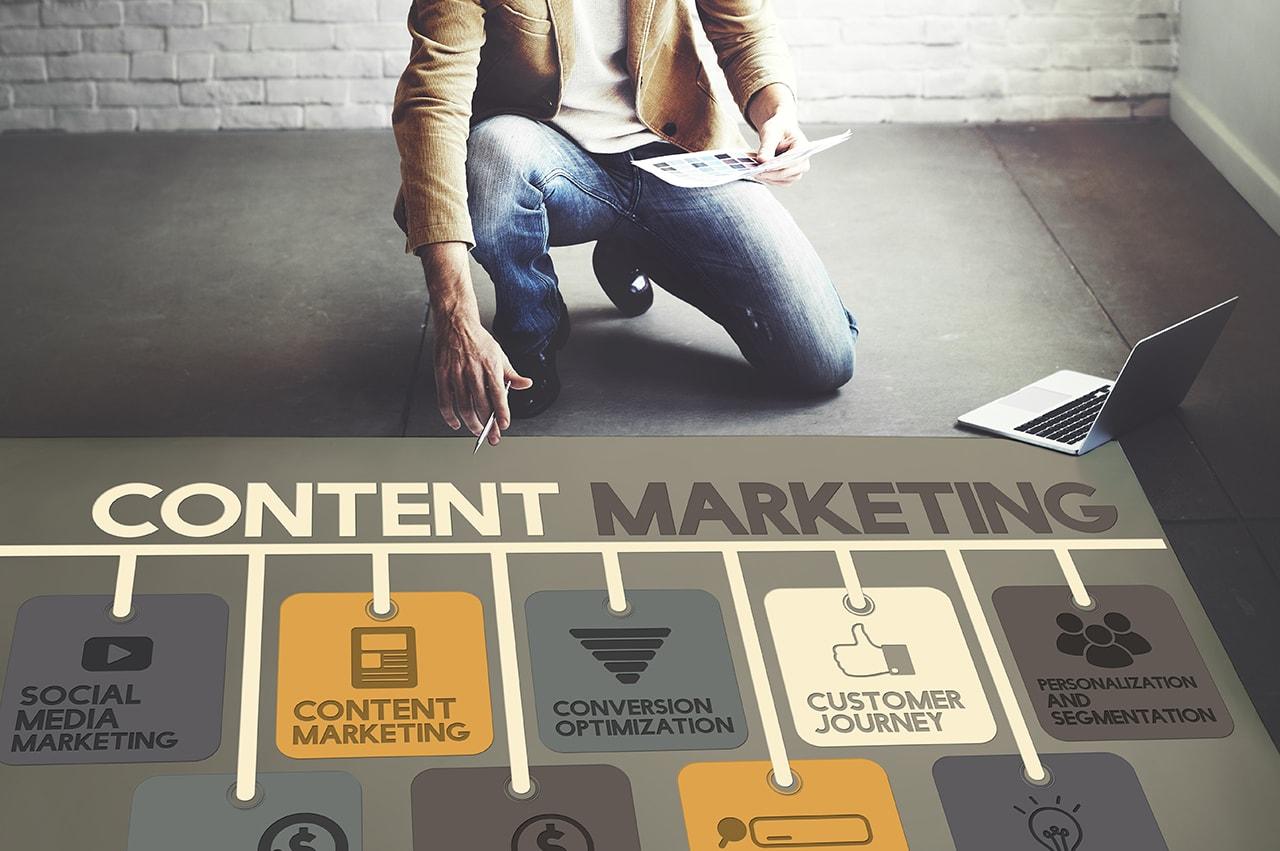 競合から「差別化」させるコンテンツマーケティング10の施策