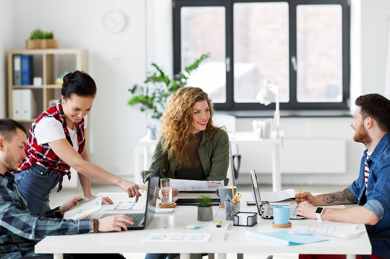 デザイナー雇用で会社が大きく変わる!?インハウスデザイナーのメリット