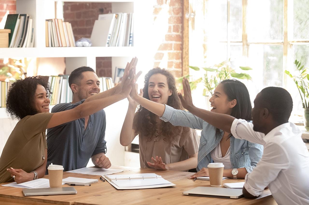 プロジェクトメンバーのやる気をアップさせる5つの方法