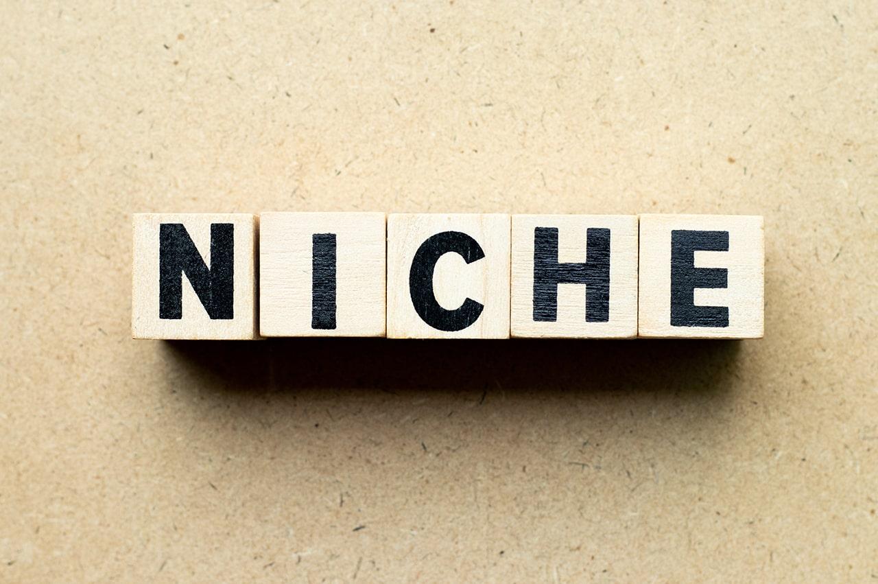 クリエイターが知っておきたい「ニッチ・マーケティング」の知識について